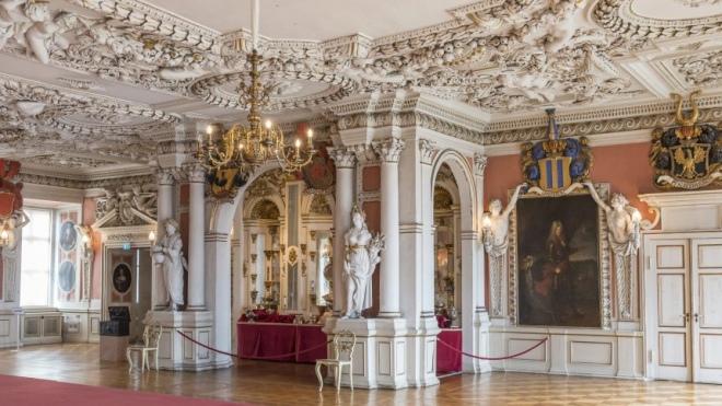 Музей у замку Фріденштайн, місто Гота (Німеччина)