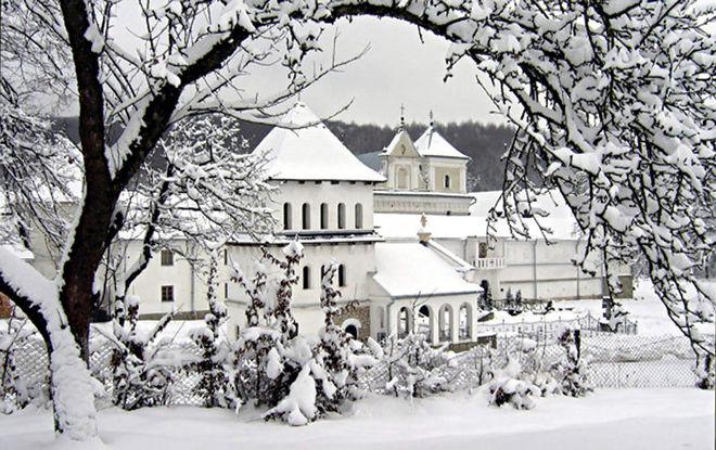 Унівський монастир, сучасне фото
