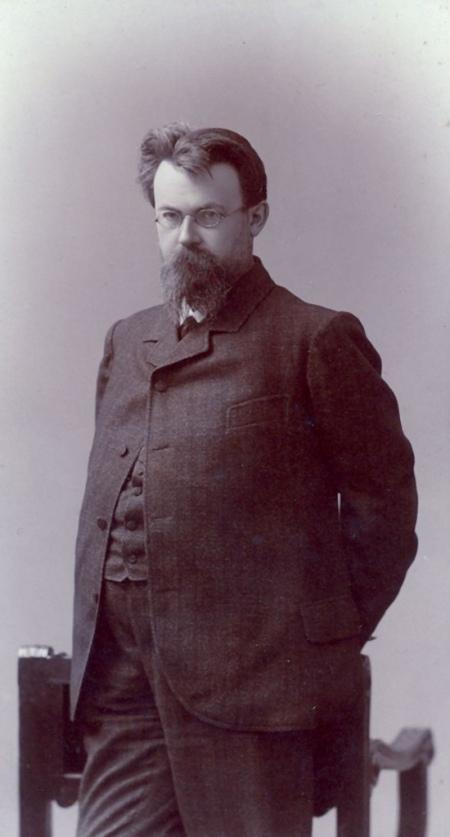 Володимир Вернадський. 1905 р.