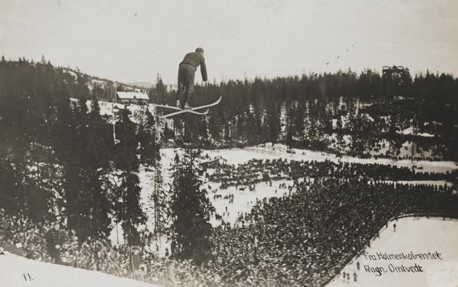 Змагання у Голменколлені, 6 березня 1911 року