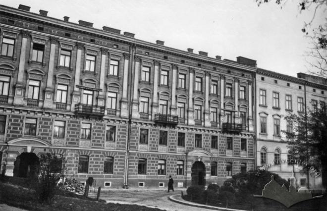 Будинок Наукового товариства імені Шевченка у Львові