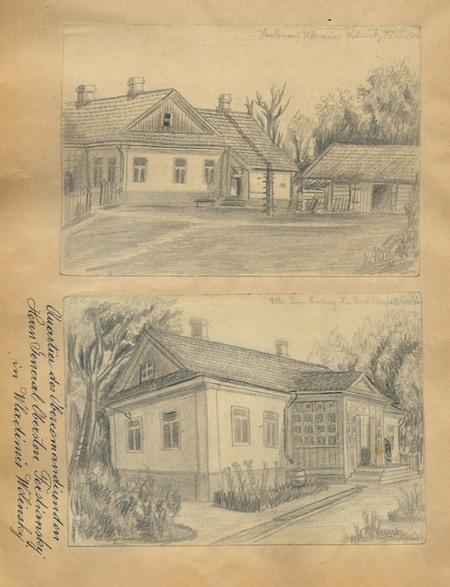 Будинок, у якому мешкав командир 4 цісарсько-королівської армії Карл Терштянський, Володимир-Волинський