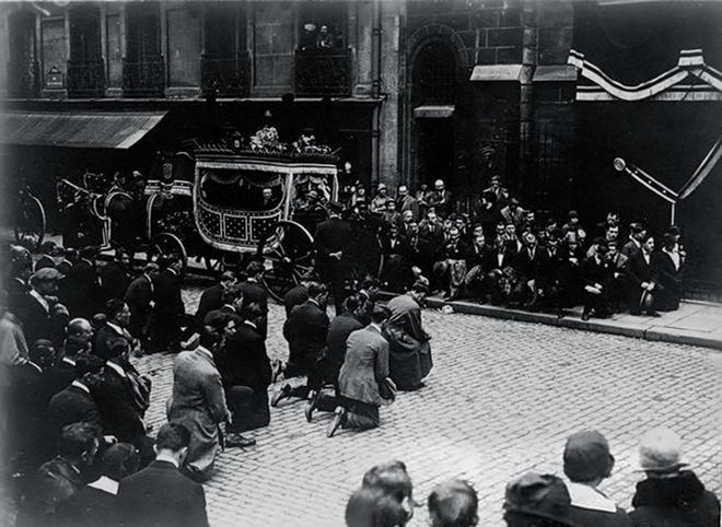 Похорон Симона Петлюри у Парижі, 30 травня 1926 року