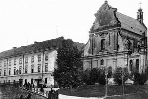 Бійки, смерті і підпалений університет. Як у Львові зустріли Брестський мир