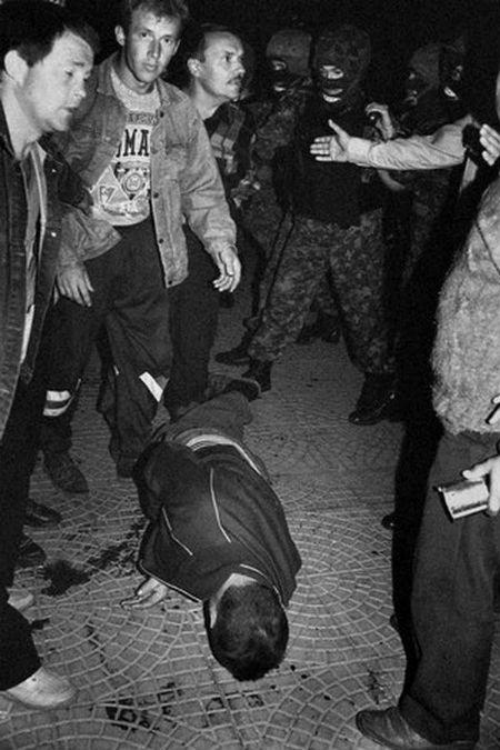 Чоловік вчинив самопідпал біля Офісу президента в Києві - Цензор.НЕТ 9628