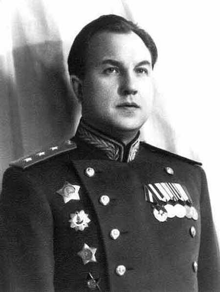Віктор Абакумов, міністр державної безпеки СССР у 1946-1951 рр. Міжнародний