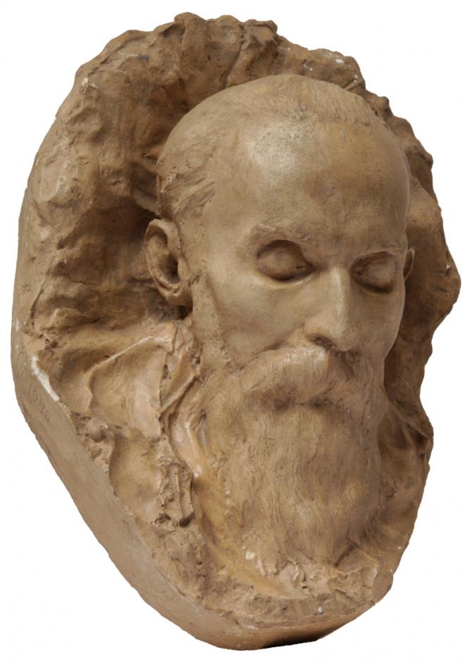 Посмертна маска Володимира Вернадського