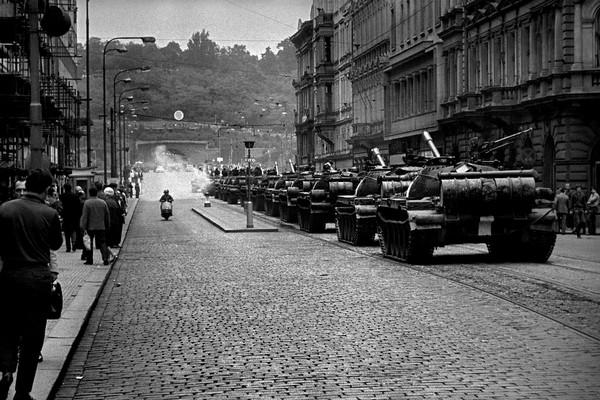Празька весна 1968 у документах КҐБ