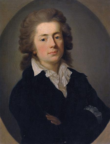 Ян Потоцький, 1785 рік. Портрет роботи Антона Граффа