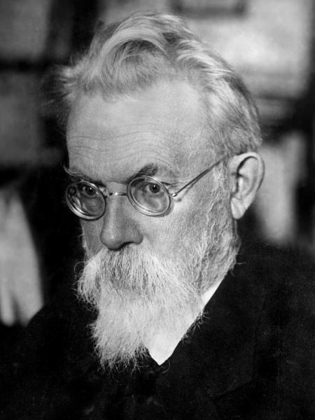 Володимир Вернадський у 1934 р.