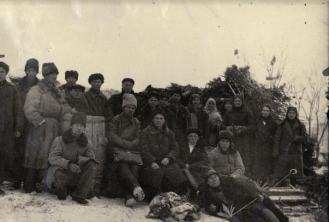 Представники та активісти РПК, Одещина, 1932 р.